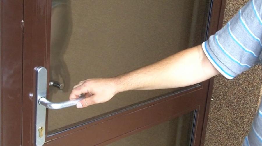 Bezpečnostní vchodové dveře