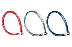 ABUS 650/65 (mix barev) lankový zámek na kolo